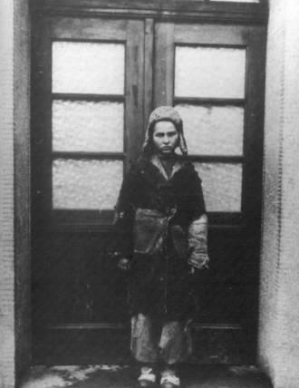 Kind als Zwangsarbeiter