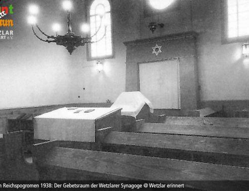 Station 03 Ehemalige Synagoge