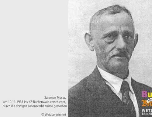 Station 04 Salomon Moses