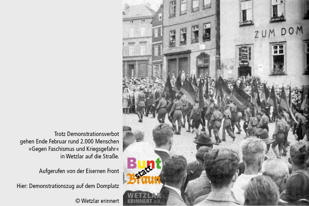 08 WdE-Station Antifschistischer Widerstand