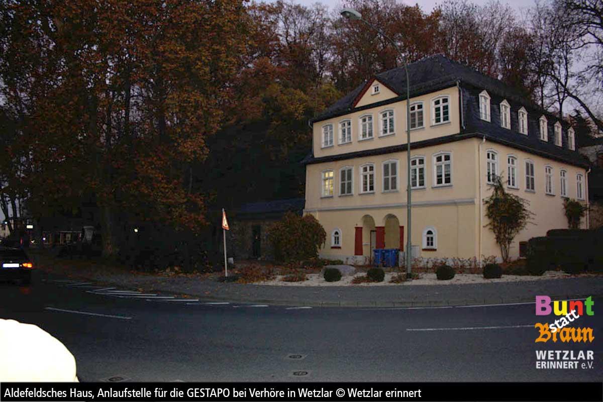 14 WdE-Station Gestapo