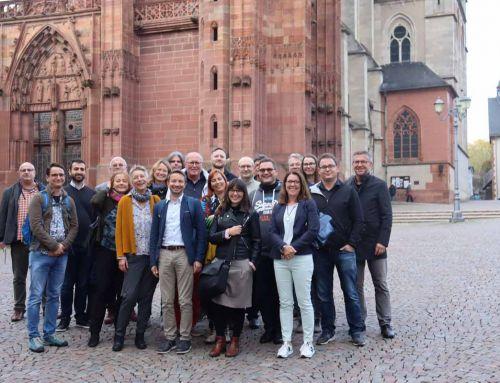 Führung am 24.10.2019 • Robert-Bosch-Stiftung • Treffen der »Vielfaltgestalter«