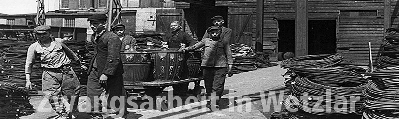 Zwangsarbeiter bei Röchling-Buderus