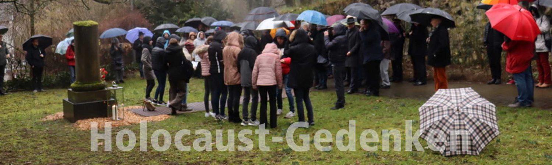 Holocaustgedenken in Wetzlar