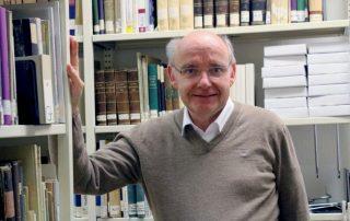 Stadtarchivar Dr. Christoph Franke