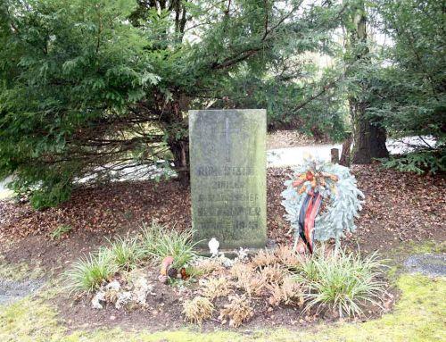 VdK-Gräberstätte im Friedhof Niedergirmes