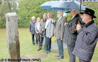 Gedenkort für die verfolgten jüdischen Mitbürger in Wetzlar Nauborn