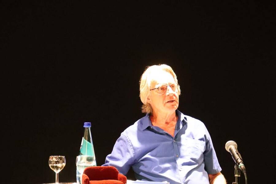 AKT 2019 Lesung »Das korallrote Sofa« mit Pit Metz