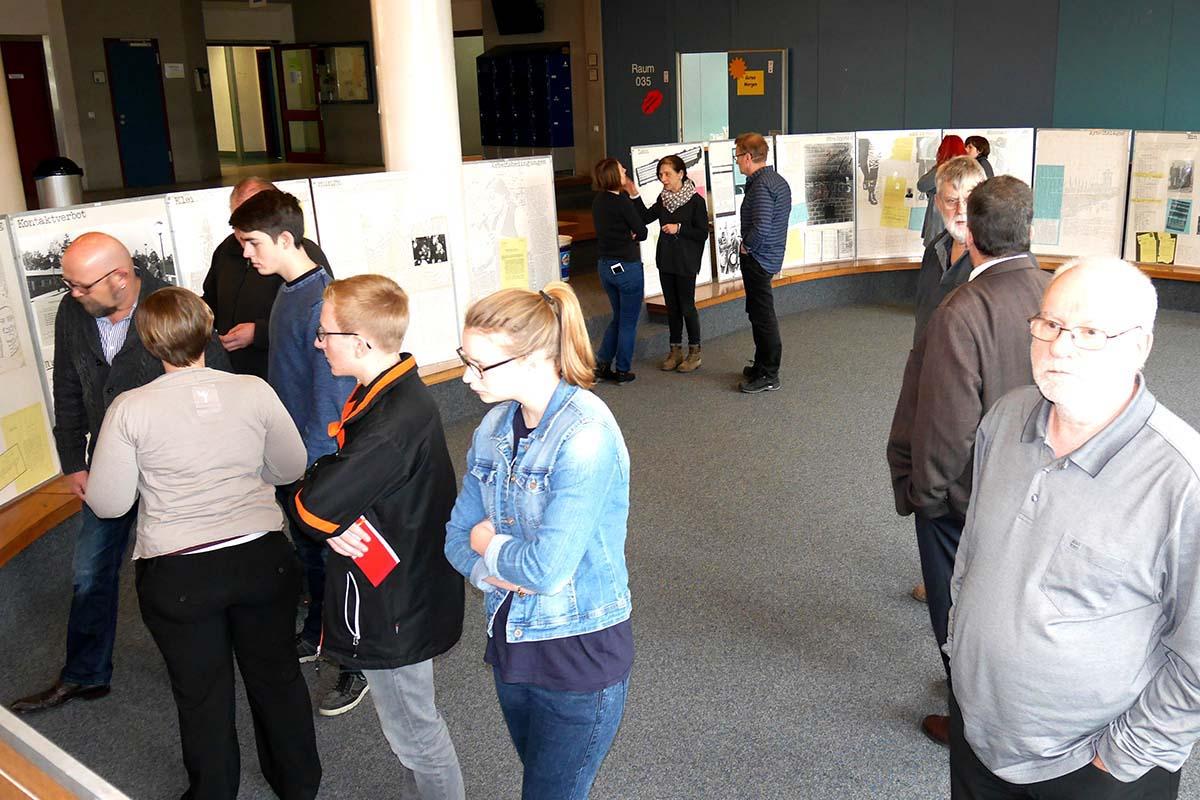 Workshop am 20.03.2016 in der W-v-Siemensch-Sch