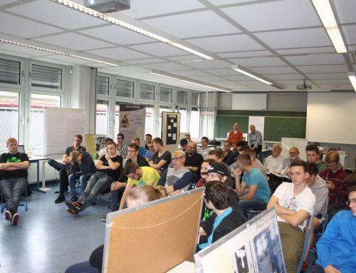 2017 Werner-von-Siemens-Schule Klassen 12 TG