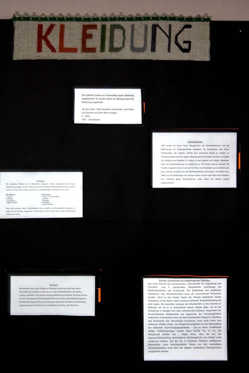 29.09.2017 WvS Ideenpräsentation Neugestaltung Ausstellung Zwangsarbeit