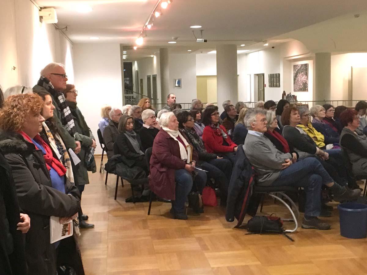 Ausstellung »Nichts war vergeblich« Frauen im Widerstand 14.10.12019