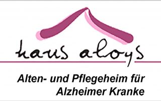 Logo Haus Aloys Tafelspender NSDAP-Keisleitung Buderusvilla Spnsor