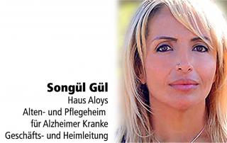Songül Gül Haus Aloys Tafelspender