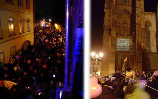 Bildspender Thomas Kriebsvon der Demonstration »Herz statt Hetze« am 14.11.2015