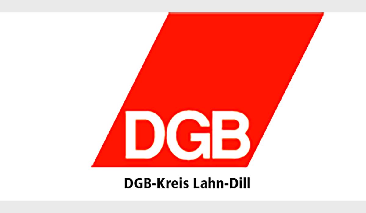 Logo DGB Tafelspender DGB-Kreis