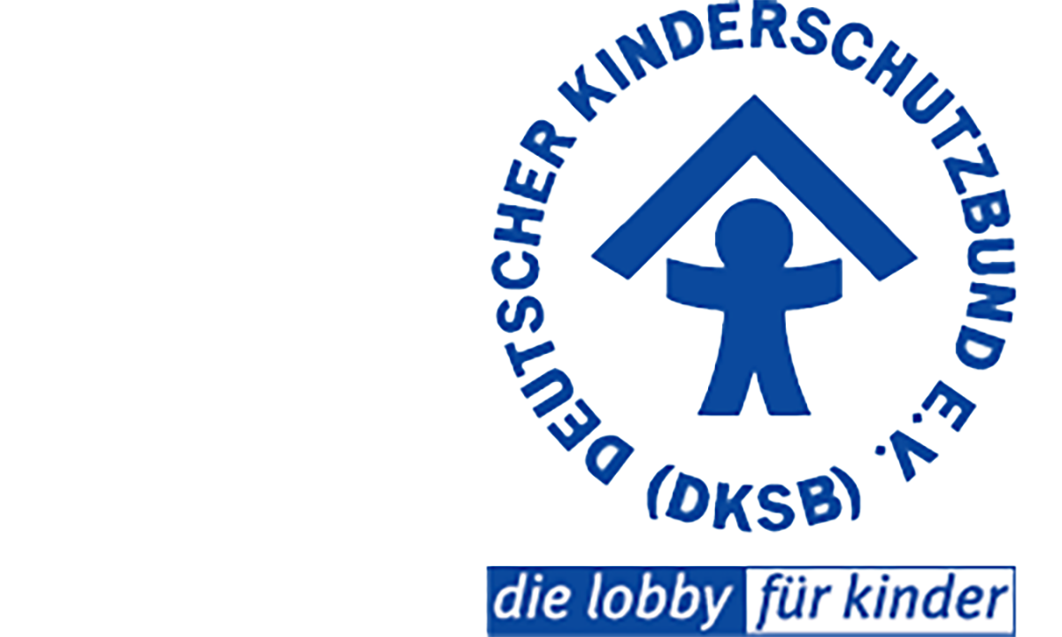 Logo DKSB Tafelspender Kinderschutzbund DMV-Haus