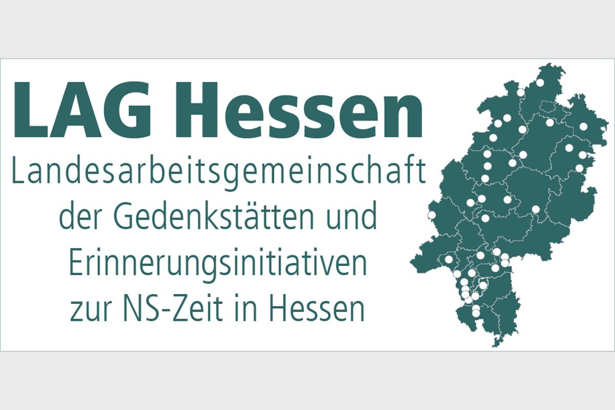 Logo LAG weiß Hessen Orte