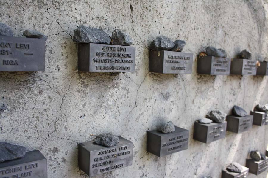 GSF 2017 Ffm Jüdisches Ghetto