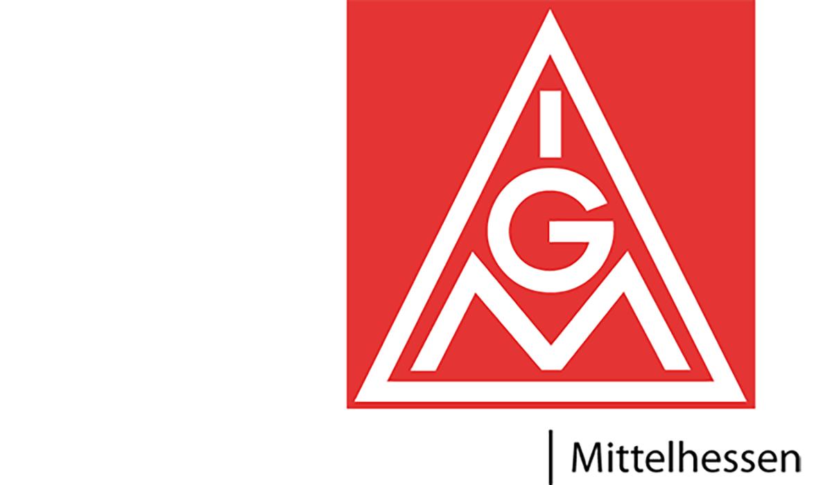 Logo IG Metall Tafelstifter DMV-Haus
