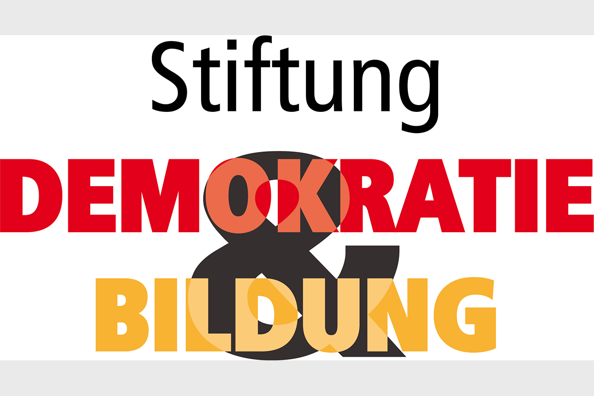 Logo der Stiftung Demokratie & Bildung