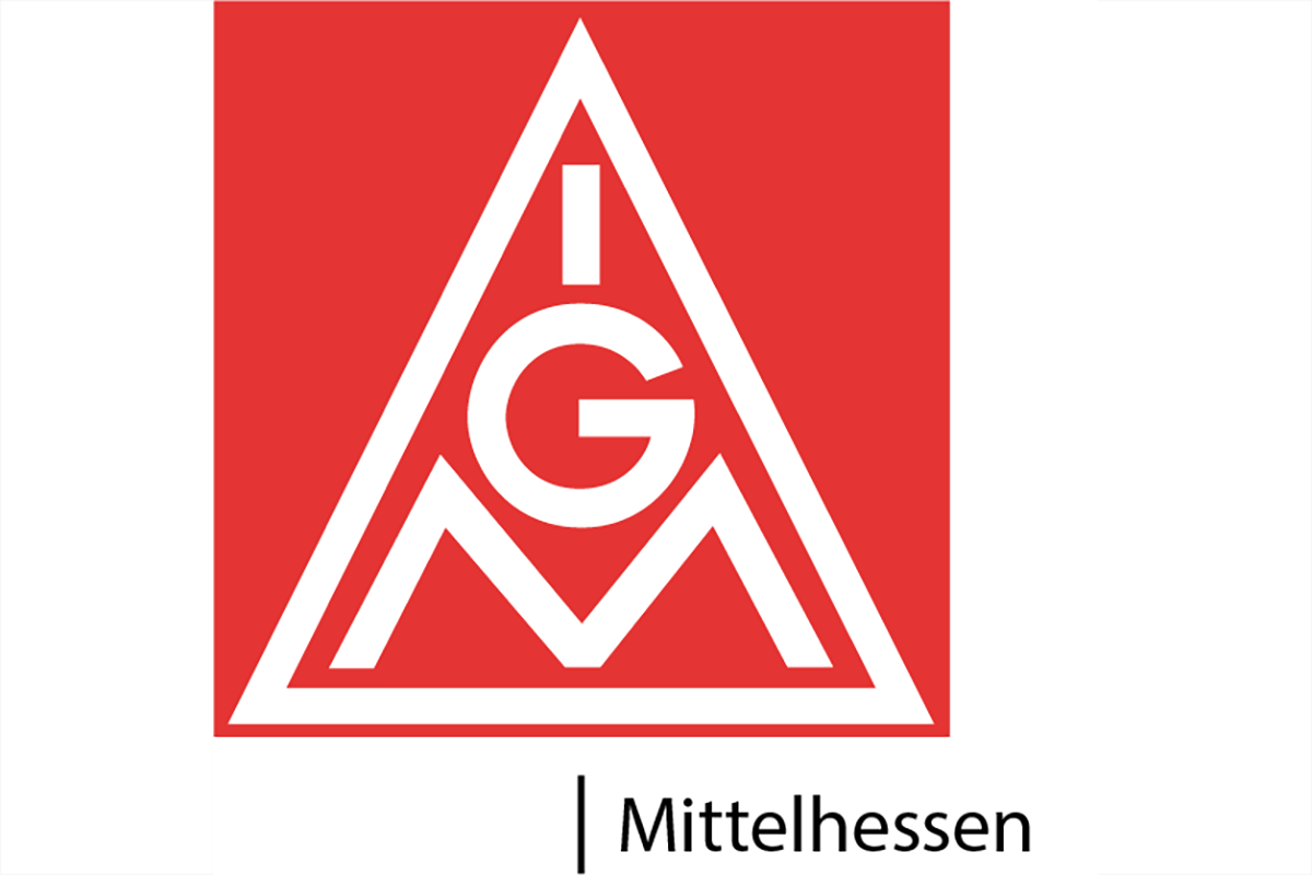 Logo IG Metall Mittelhessen
