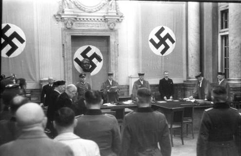Volksgerichtshof Berlin