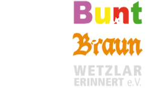 Logo Wetzlar erinnert