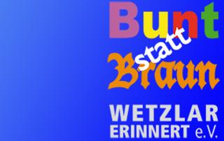 Wetzlar erinnert Vereinslogo Tafelstifter