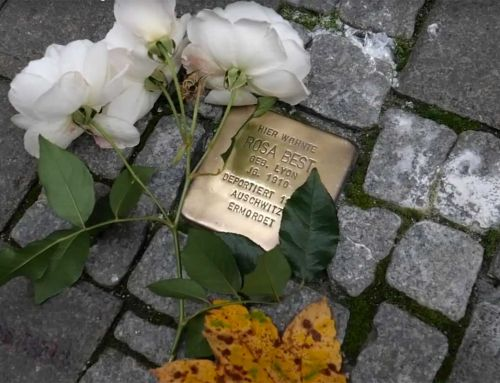 Gedenken an die Reichspogrome in der Pandemie