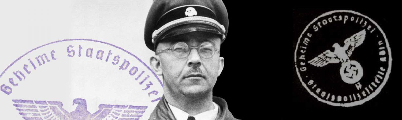 Banner Gestapo-Verhörstelle Wetzlar