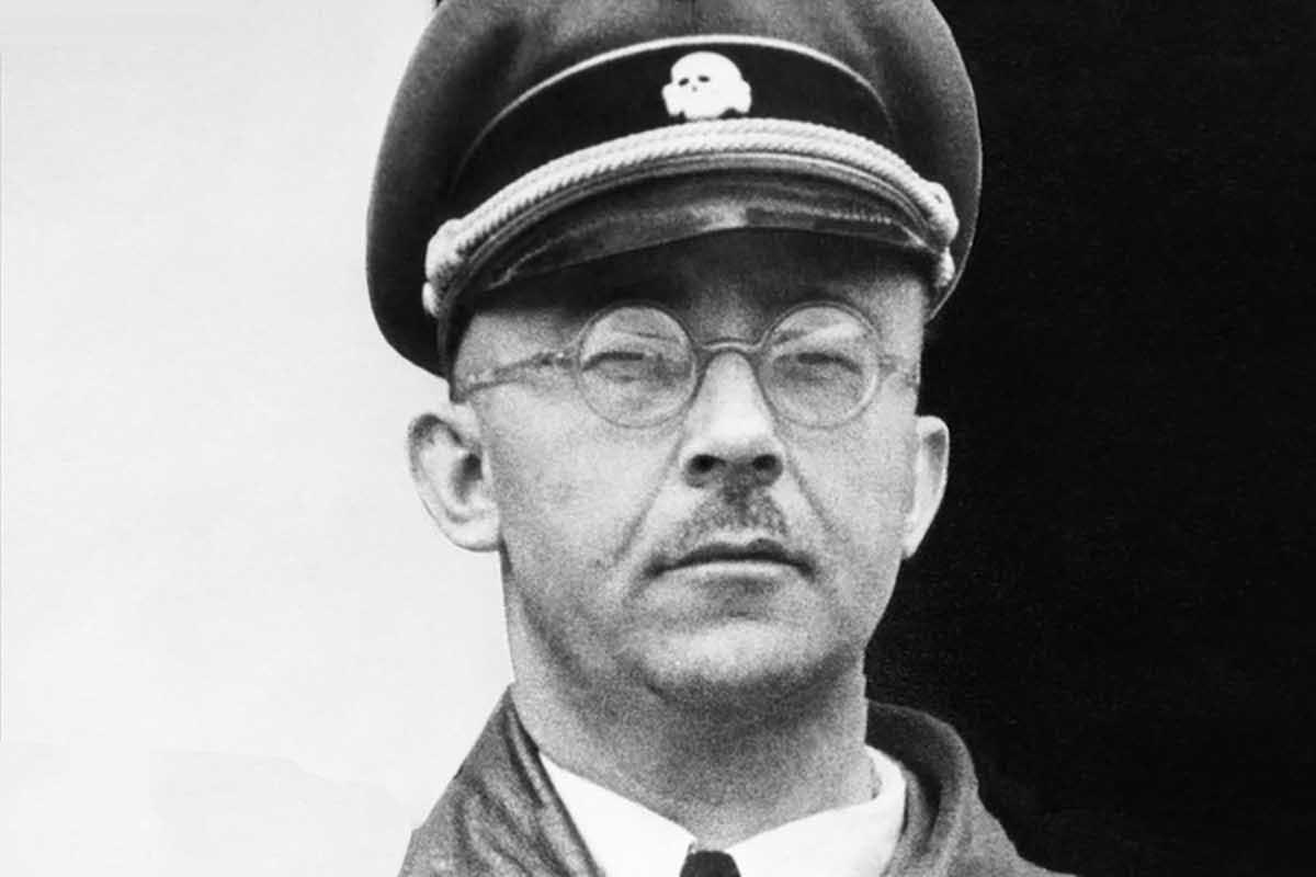 Gestapo-Chef Heinrich Himmler