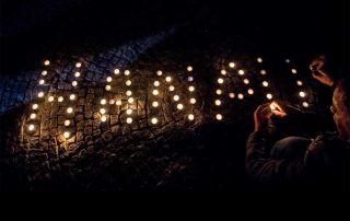 Gedenken Jahrestag des Attentates in Hanau ohne TXT
