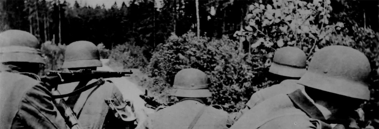 Überfall auf die SU am 22.06.1941
