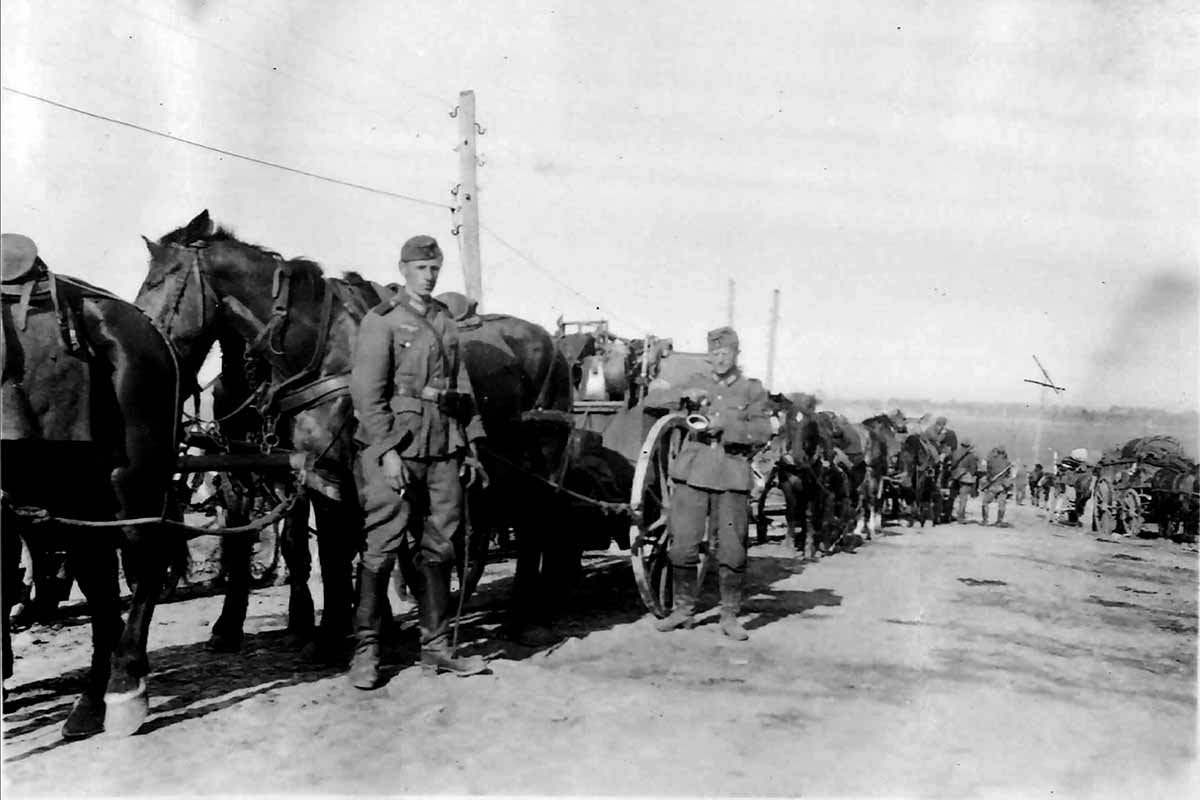 Banner Operation Barbarossa 1941 der Angriff