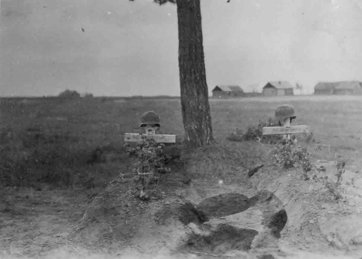 Donsbach Juli 1941 gefallene Wehrmachtssoldaten