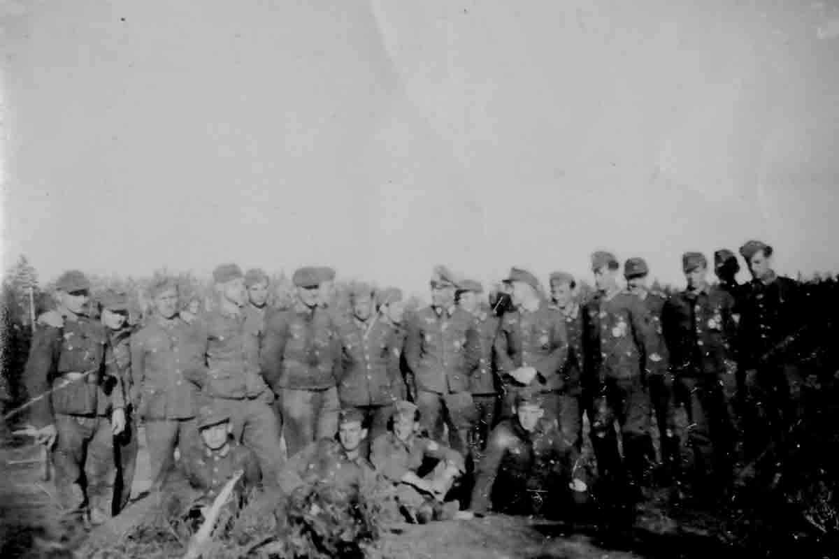 Donsbach Juli 1941 Truppe