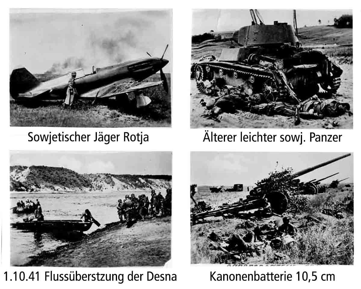Donsbach Oktober 1941 Kriegsbeute