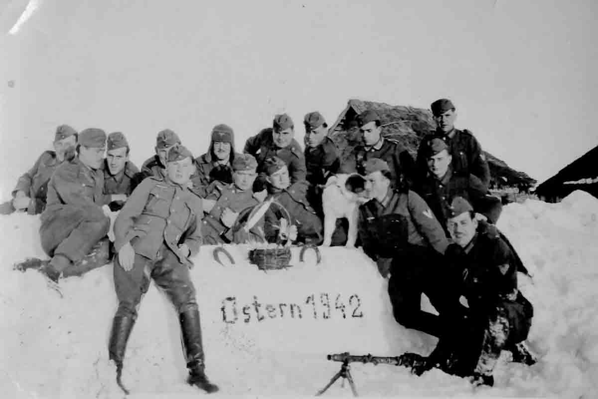 Donsbach April 1942 Osterfeier