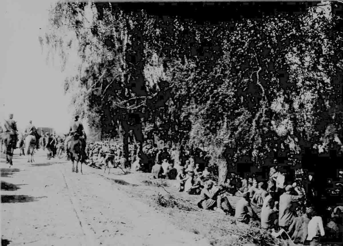 Donsbach Januar 1943 gefangene Rotarmisten