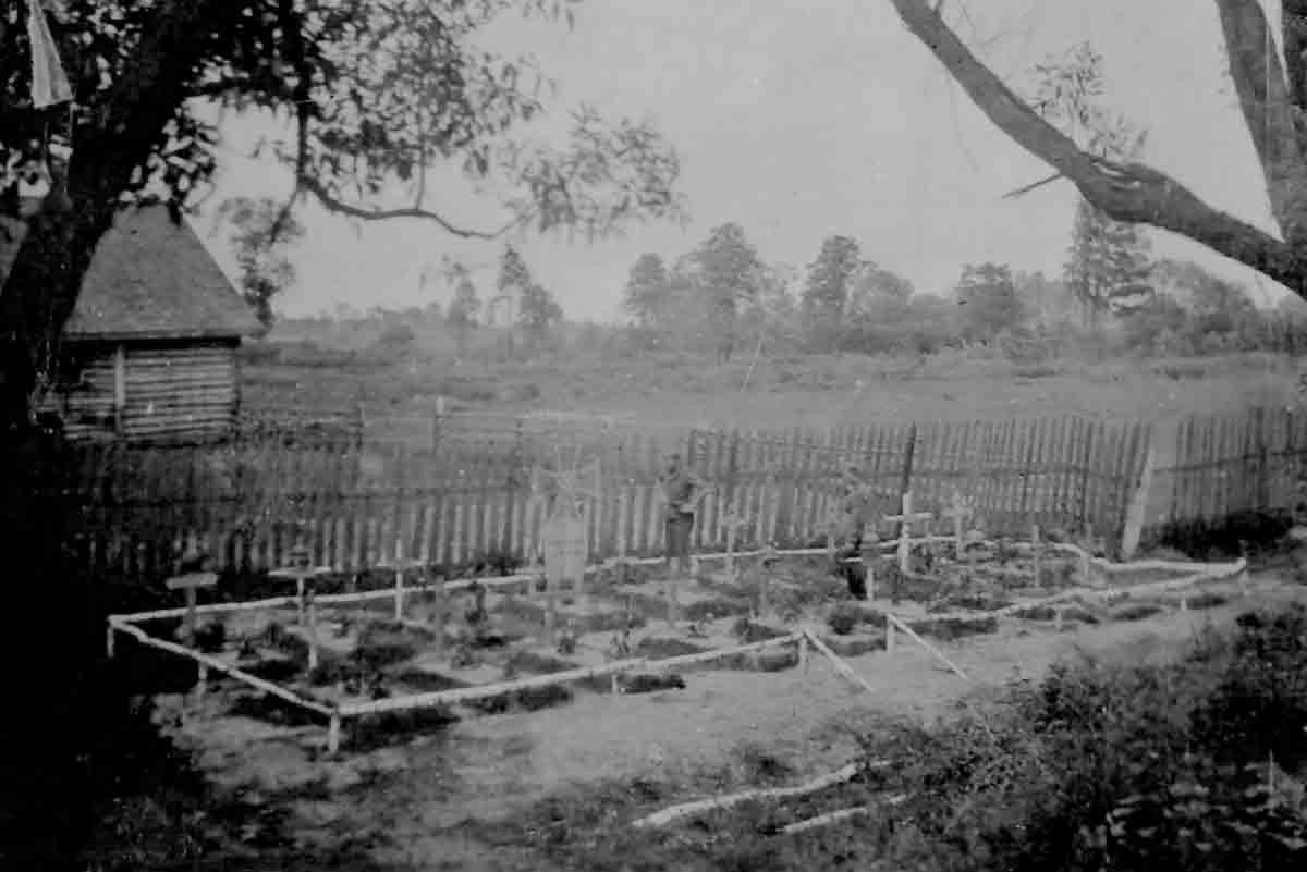 Donsbach Januar 1943 Soldatengräber