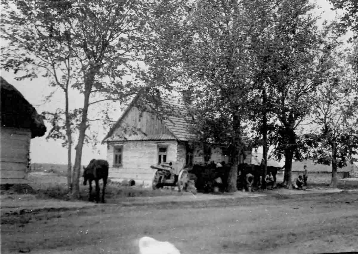 Donsbach April 1943 Kolchose