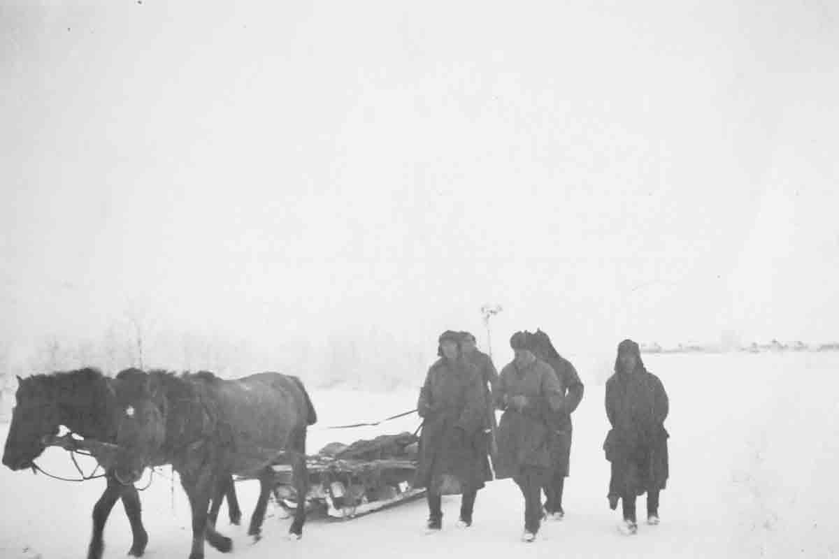 Donsbach Winter 1943