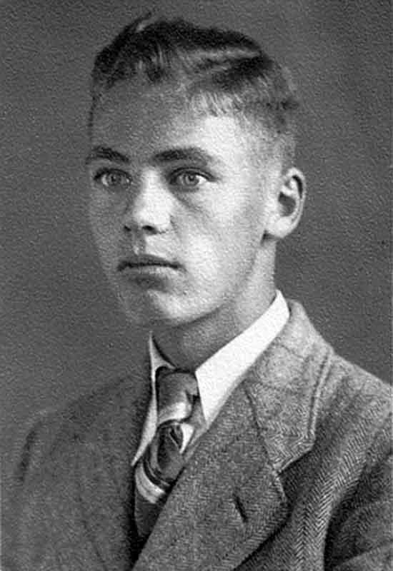 Operation Barbarossa Gefallen Heinrich Wilhlem Martin