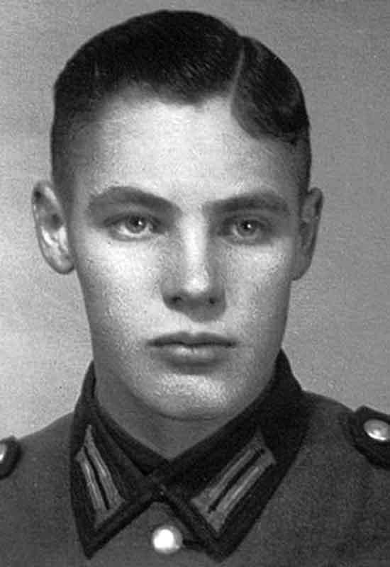 Operation Barbarossa Gefallen Karl Theodor Klapsch