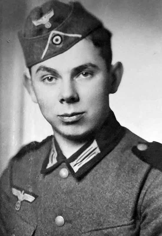 Operation Barbarossa Gefallen Theodor Klapsch
