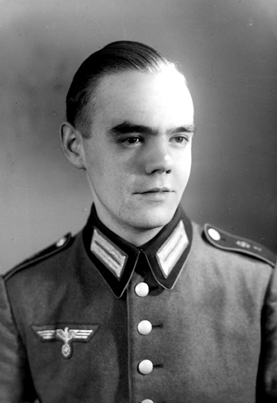 Operation Barbarossa Gefallen Hans Six