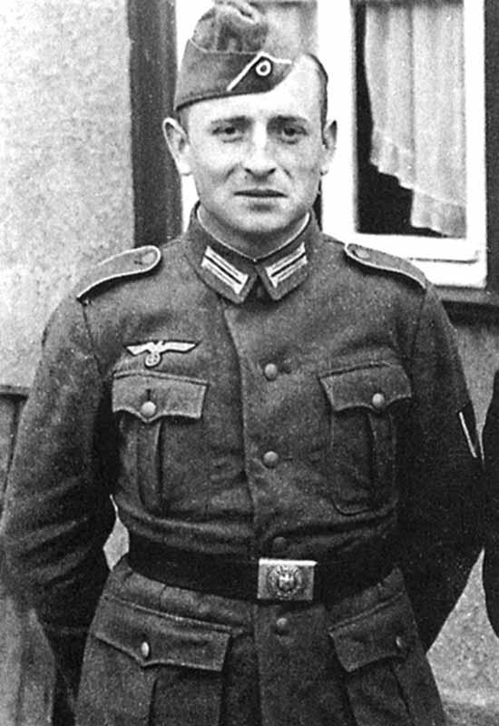 Operation Barbarossa Gefallen Otto Bernhardt