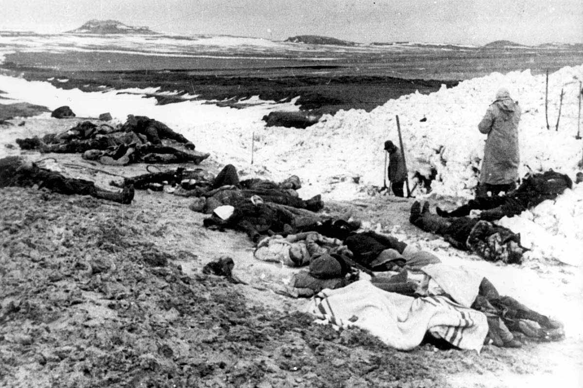 Operation Barbarossa 1942