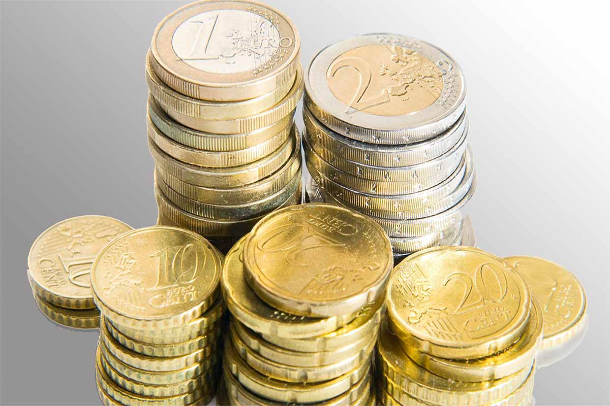 Themenbild Bargeld Euro
